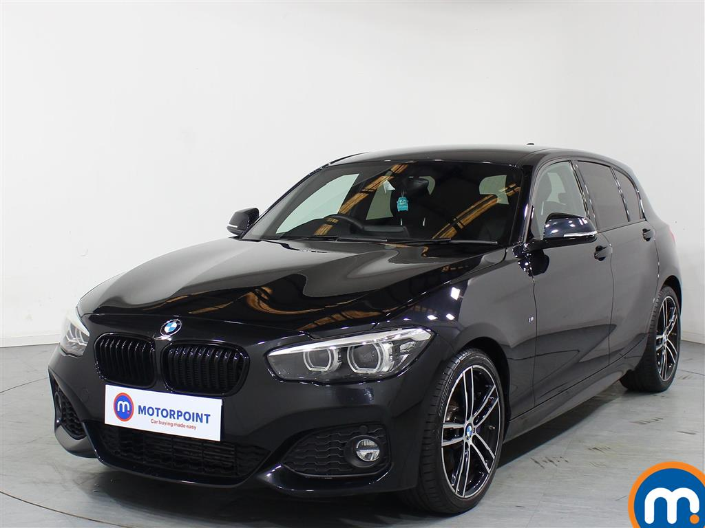 BMW 1 Series M Sport Shadow Edition - Stock Number 1081306 Passenger side front corner