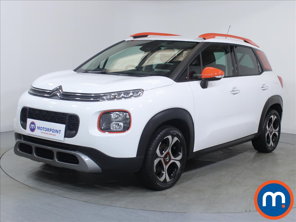 Citroen C3 Aircross Flair - Stock Number 1081722 Passenger side front corner