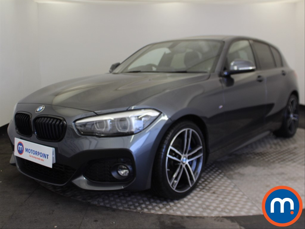 BMW 1 Series M Sport Shadow Edition - Stock Number 1081307 Passenger side front corner