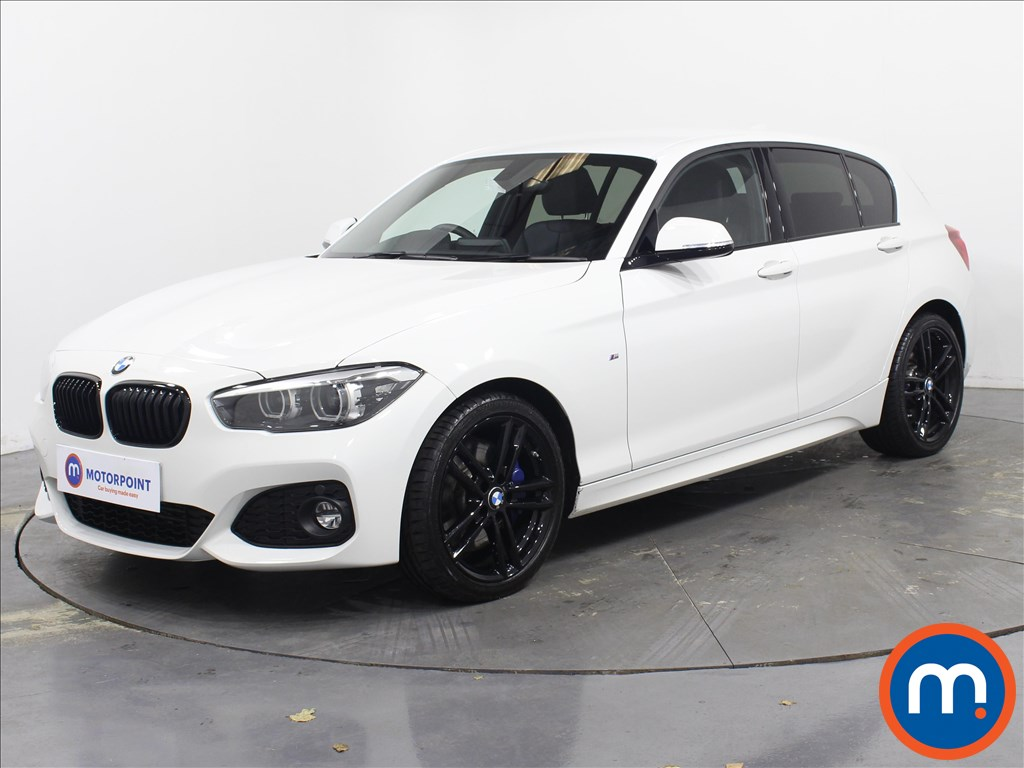 BMW 1 Series M Sport Shadow Edition - Stock Number 1081848 Passenger side front corner