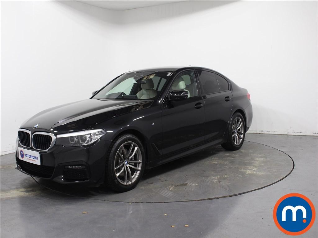 BMW 5 Series M Sport - Stock Number 1082276 Passenger side front corner