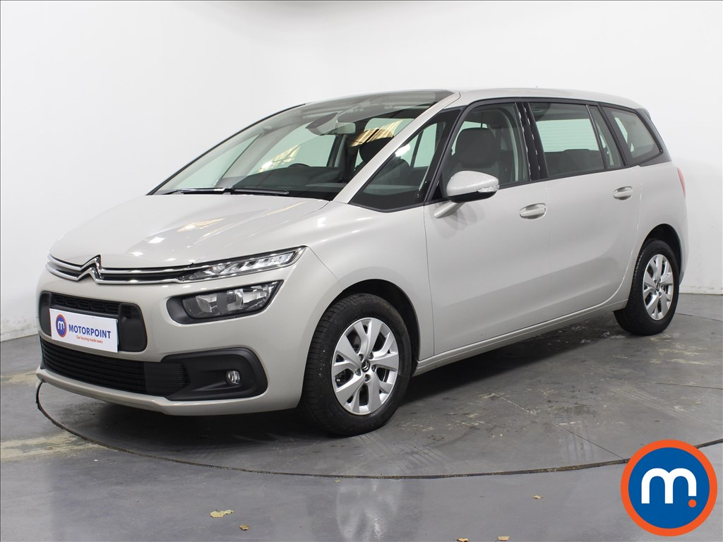 Citroen Grand C4 Spacetourer Touch Edition - Stock Number 1082210 Passenger side front corner