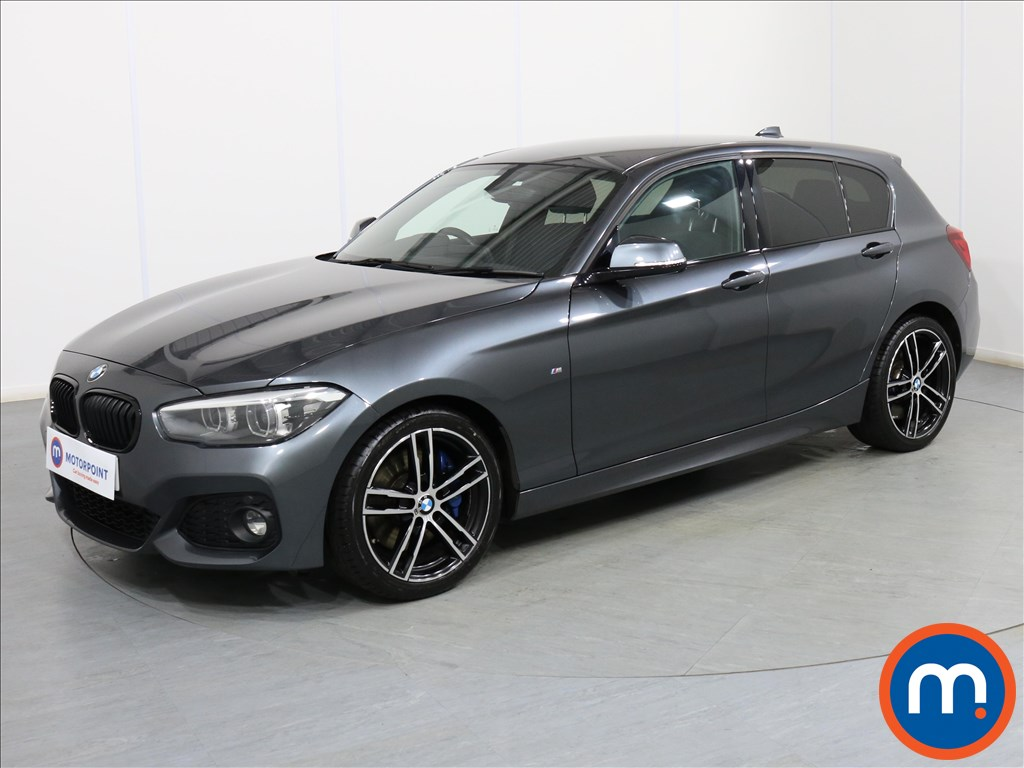 BMW 1 Series M Sport Shadow Edition - Stock Number 1080474 Passenger side front corner