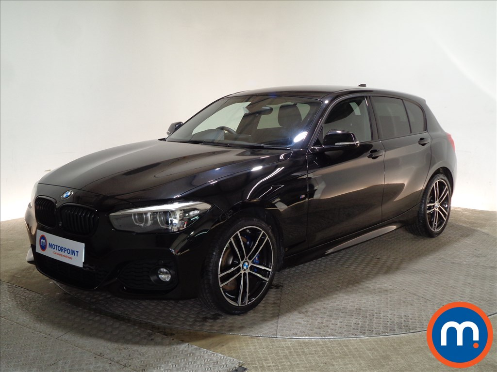 BMW 1 Series M Sport Shadow Edition - Stock Number 1081638 Passenger side front corner