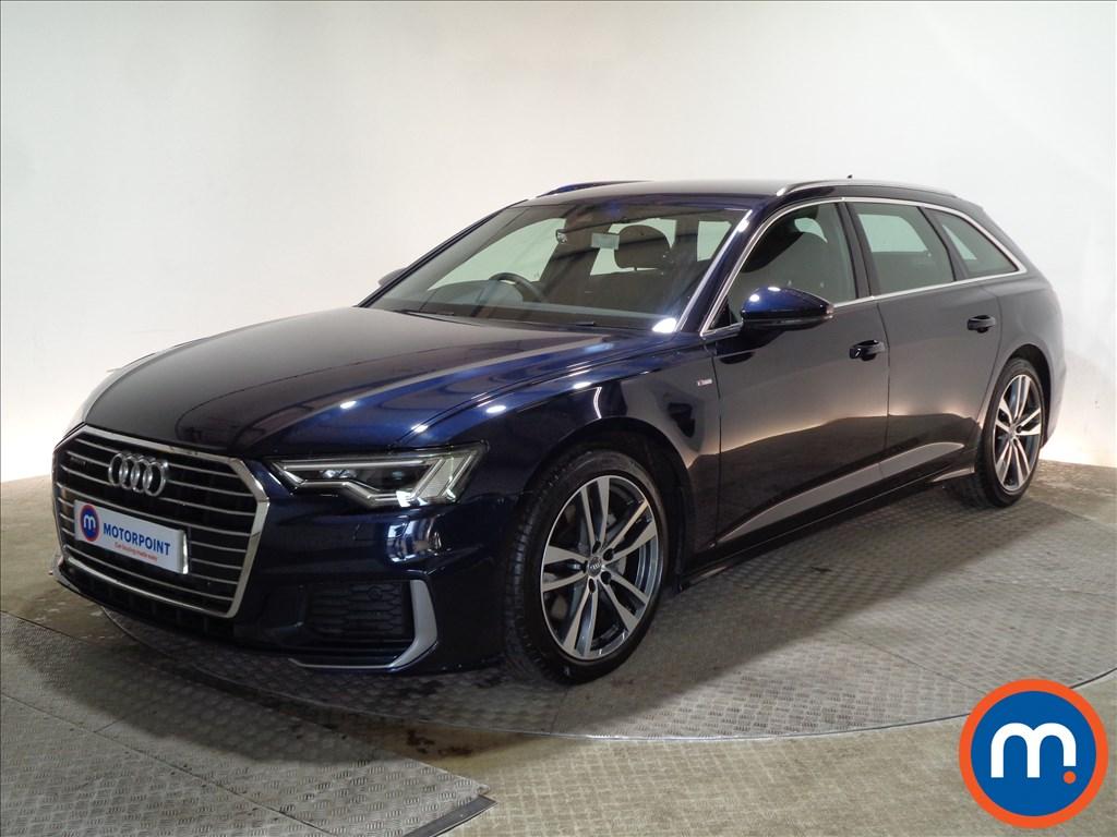 Audi A6 S Line - Stock Number 1081839 Passenger side front corner