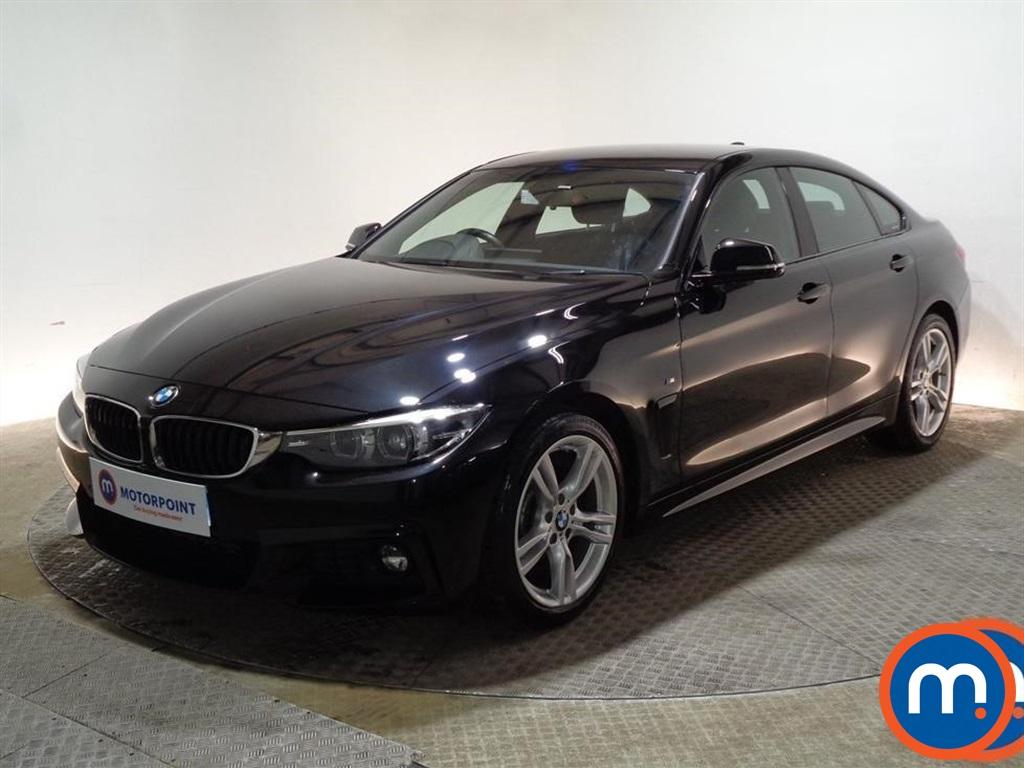 BMW 4 Series M Sport - Stock Number 1081708 Passenger side front corner