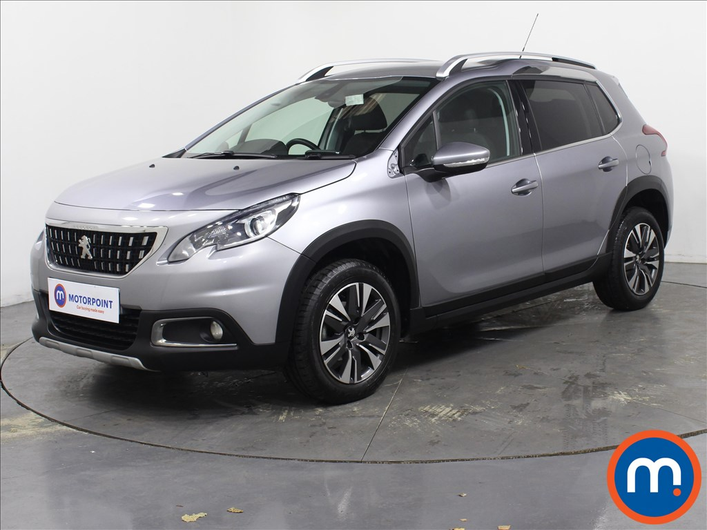 Peugeot 2008 Allure - Stock Number 1079145 Passenger side front corner