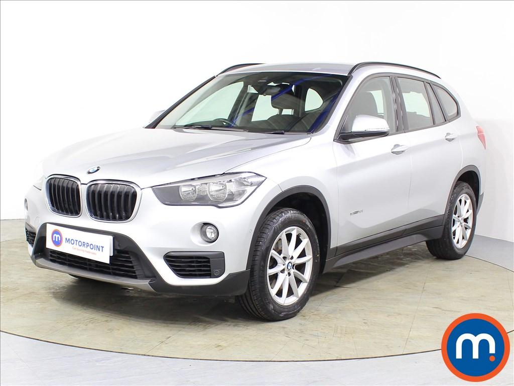 BMW X1 SE - Stock Number 1081458 Passenger side front corner