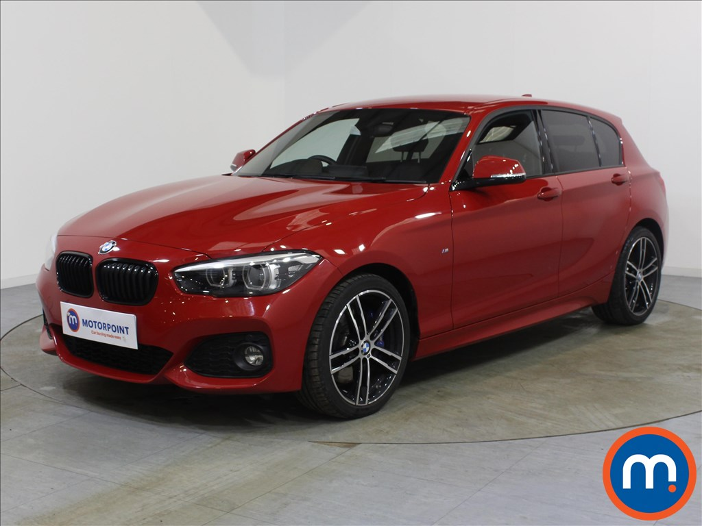 BMW 1 Series M Sport Shadow Edition - Stock Number 1082040 Passenger side front corner