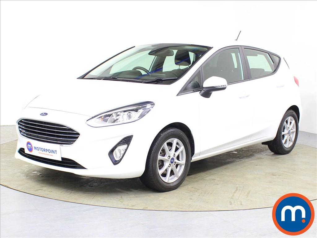 Ford Fiesta Zetec - Stock Number 1063548 Passenger side front corner