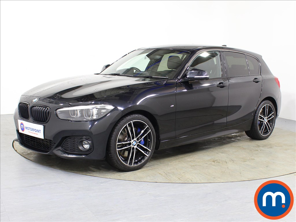 BMW 1 Series M Sport Shadow Edition - Stock Number 1081390 Passenger side front corner