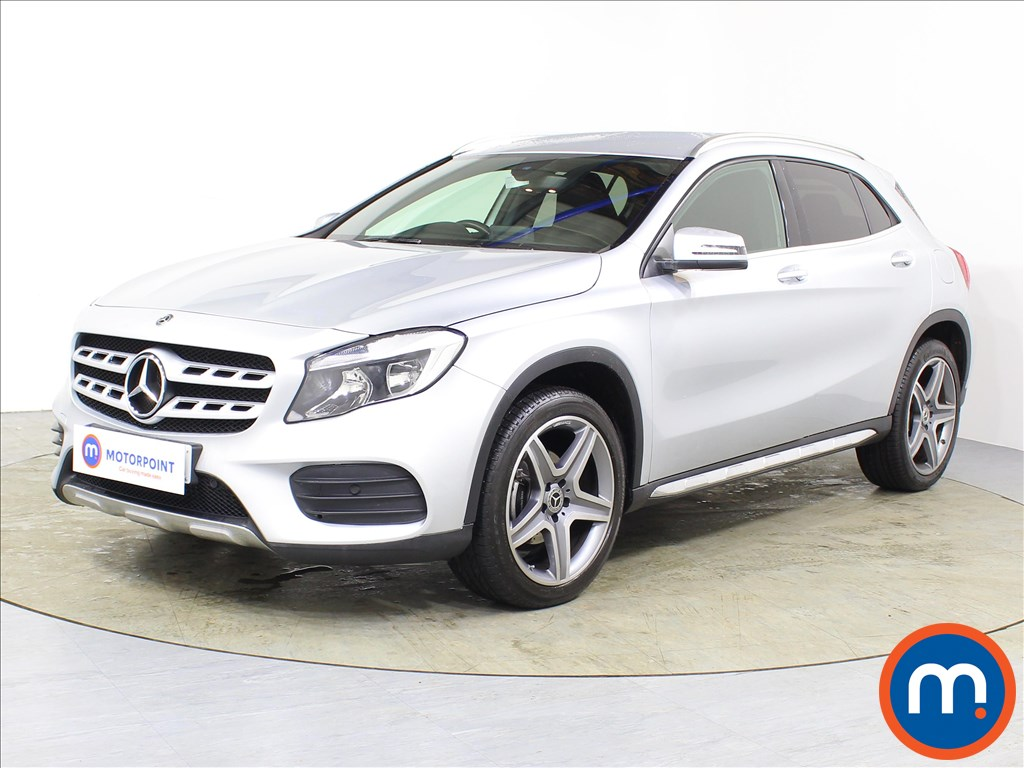 Mercedes-Benz Gla Class AMG Line - Stock Number 1075351 Passenger side front corner