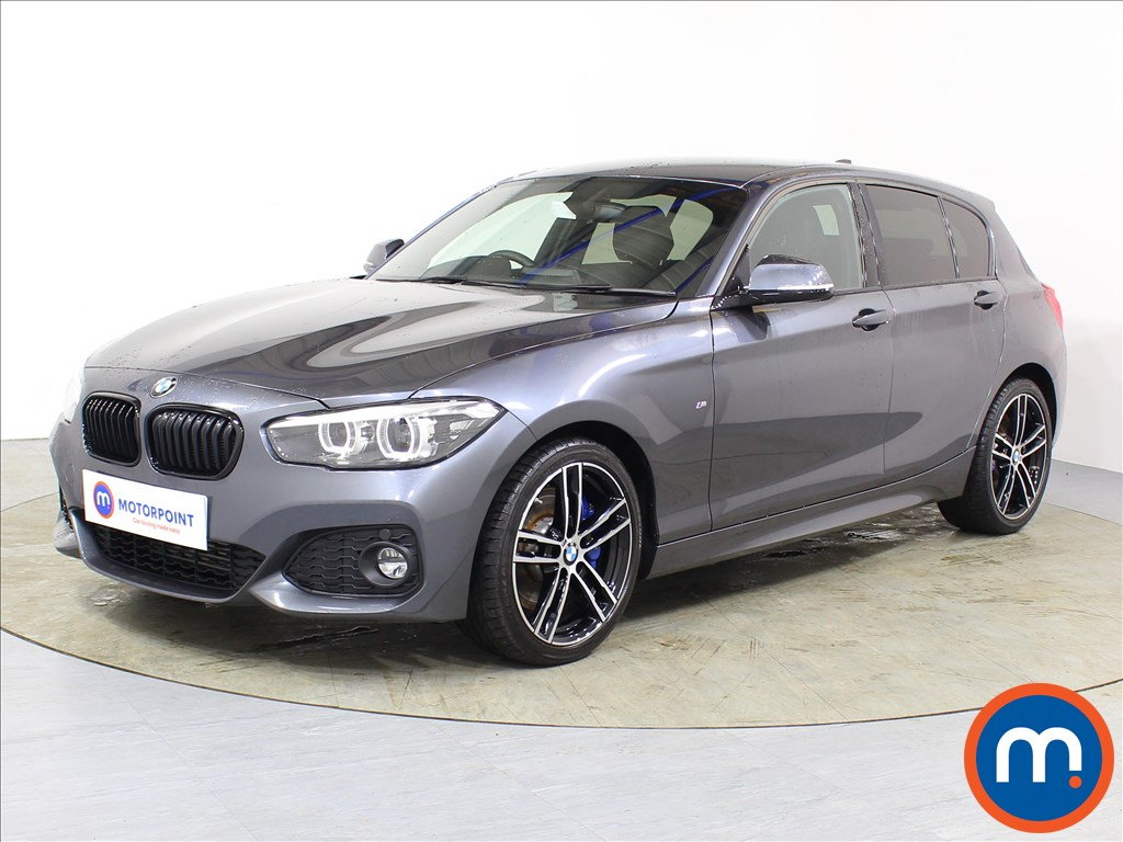 BMW 1 Series M Sport Shadow Edition - Stock Number 1081656 Passenger side front corner