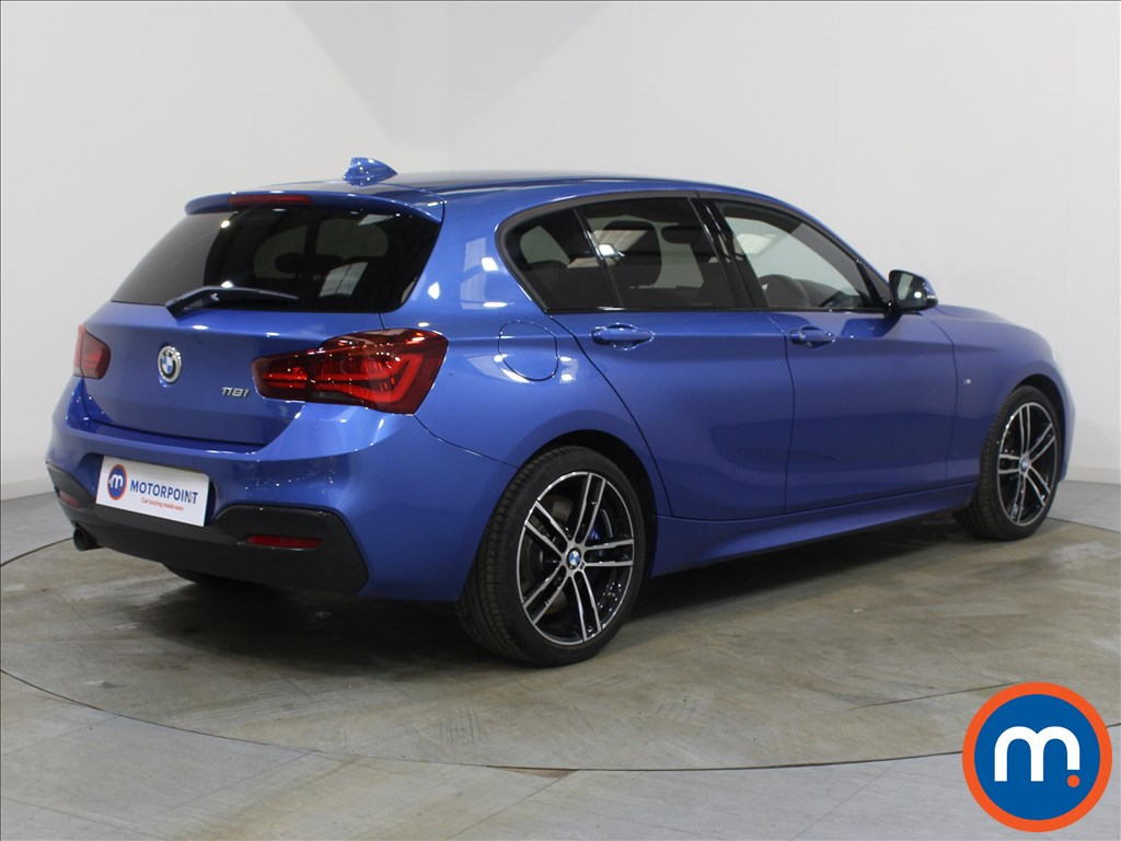 BMW 1 Series M Sport Shadow Edition - Stock Number 1081414 Passenger side front corner