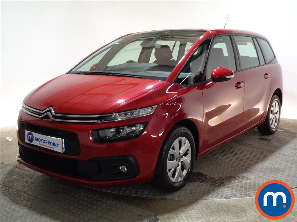 Citroen Grand C4 Spacetourer Touch Edition - Stock Number 1082205 Passenger side front corner
