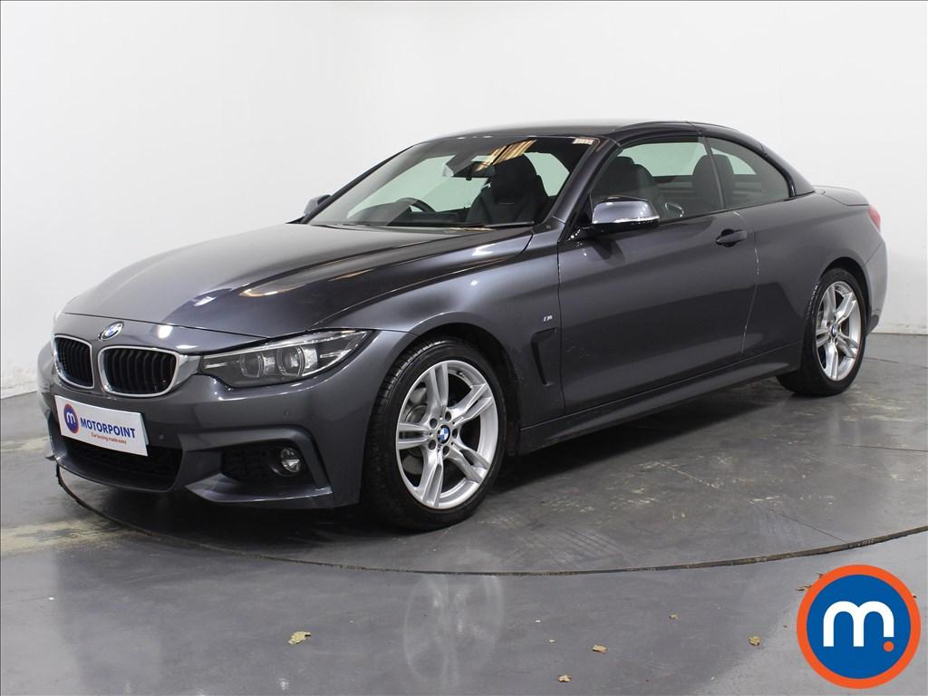 BMW 4 Series M Sport - Stock Number 1081842 Passenger side front corner