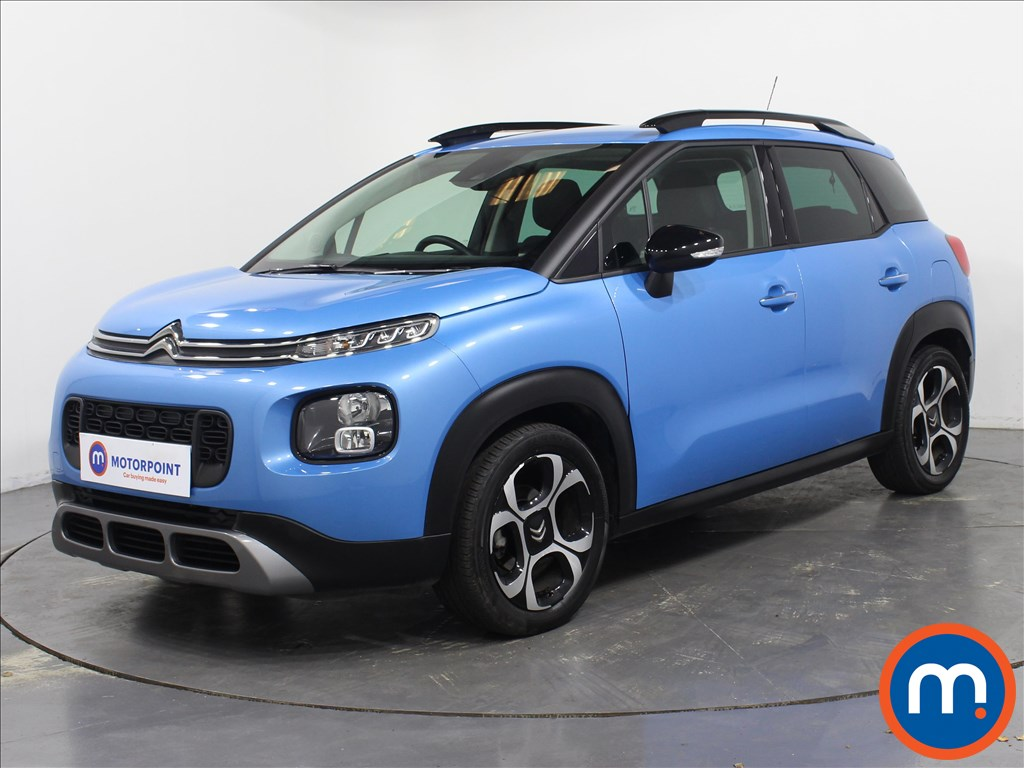 Citroen C3 Aircross Flair - Stock Number 1076767 Passenger side front corner