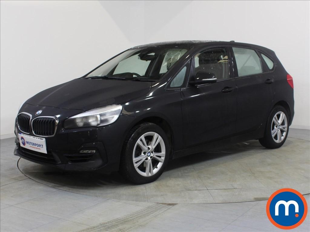 BMW 2 Series Sport - Stock Number 1083357 Passenger side front corner