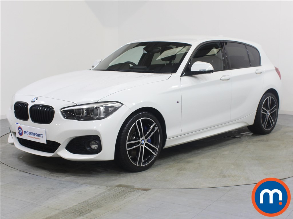 BMW 1 Series M Sport Shadow Edition - Stock Number 1075074 Passenger side front corner