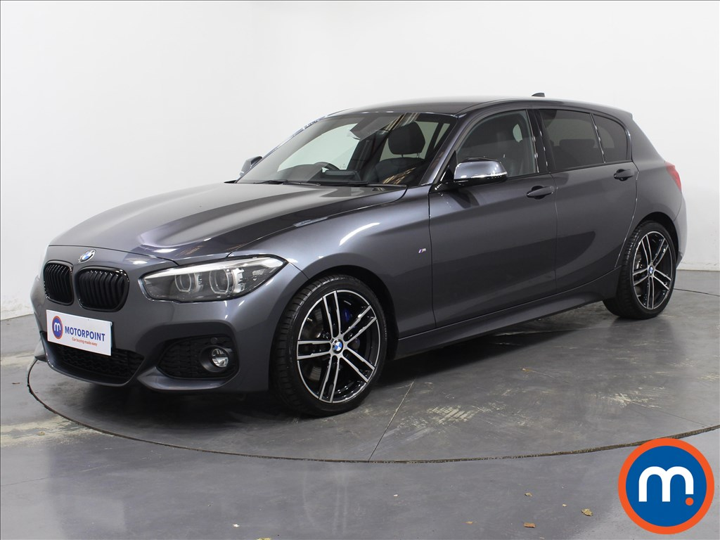 BMW 1 Series M Sport Shadow Edition - Stock Number 1081377 Passenger side front corner