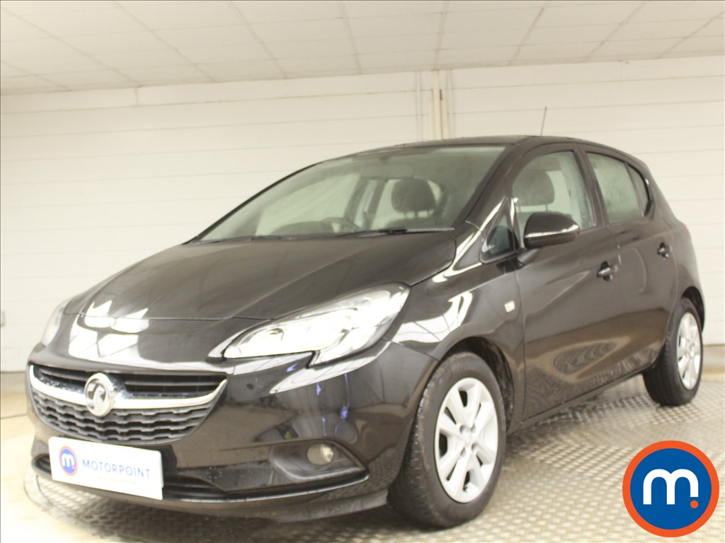 Vauxhall Corsa Design - Stock Number 1077859 Passenger side front corner