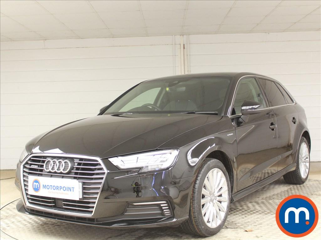 Audi A3 E-Tron - Stock Number 1082030 Passenger side front corner