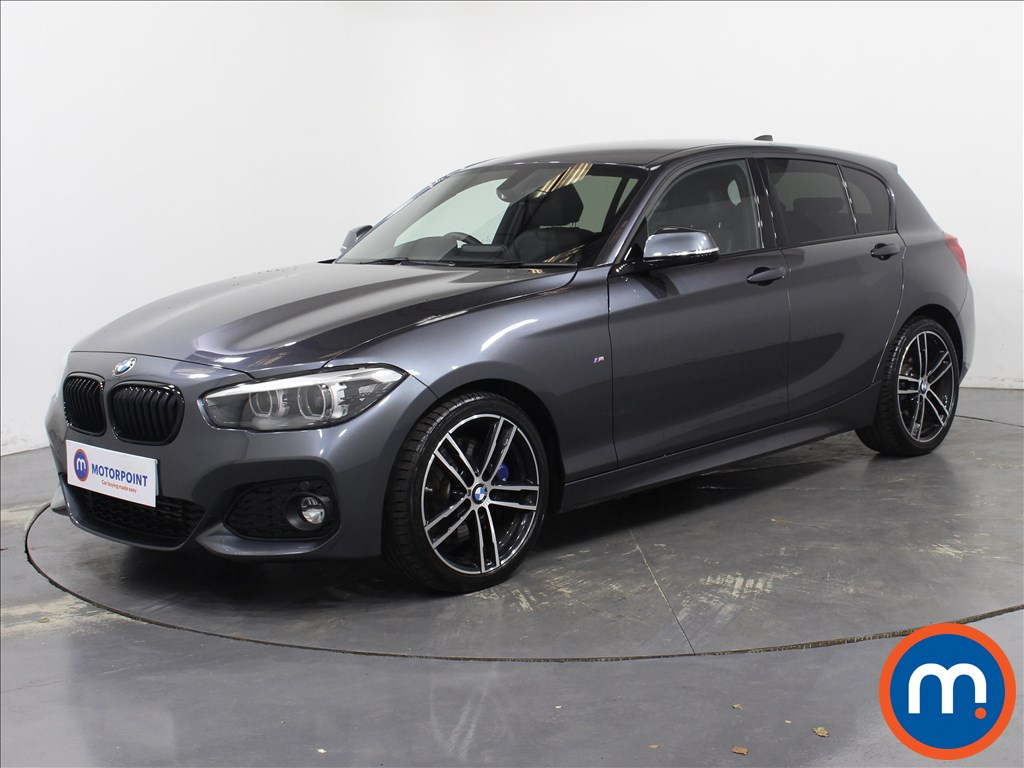 BMW 1 Series M Sport Shadow Edition - Stock Number 1081303 Passenger side front corner