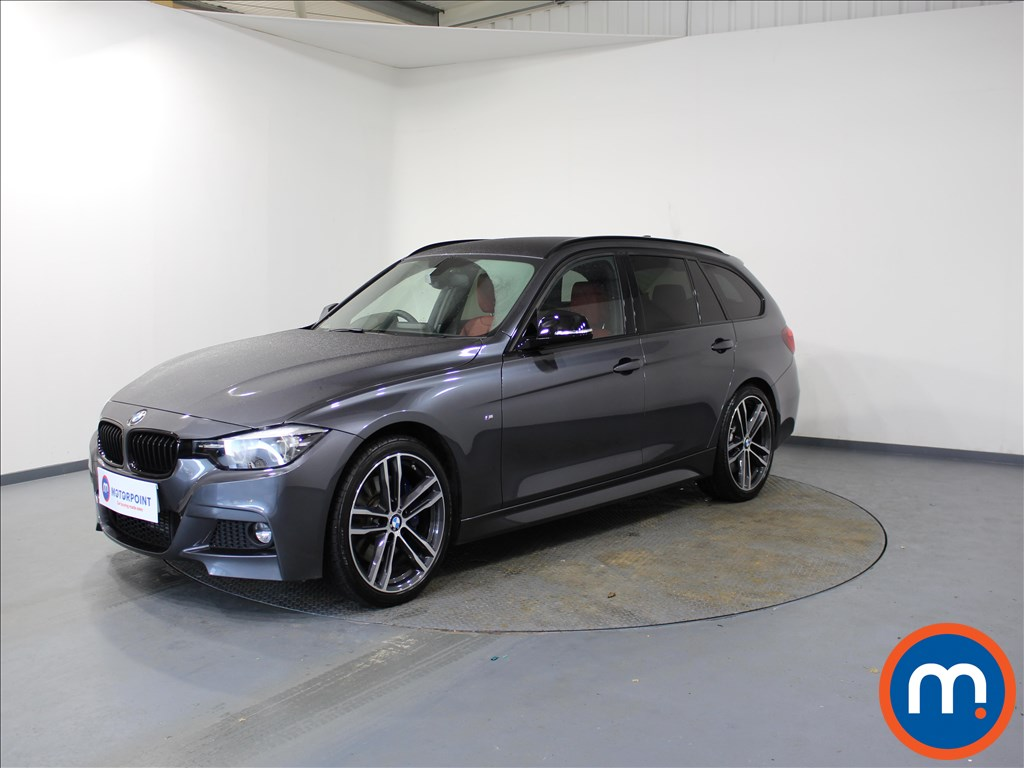 BMW 3 Series M Sport Shadow Edition - Stock Number 1076977 Passenger side front corner
