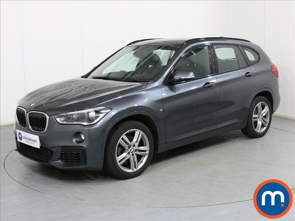 BMW X1 M Sport - Stock Number 1071387 Passenger side front corner