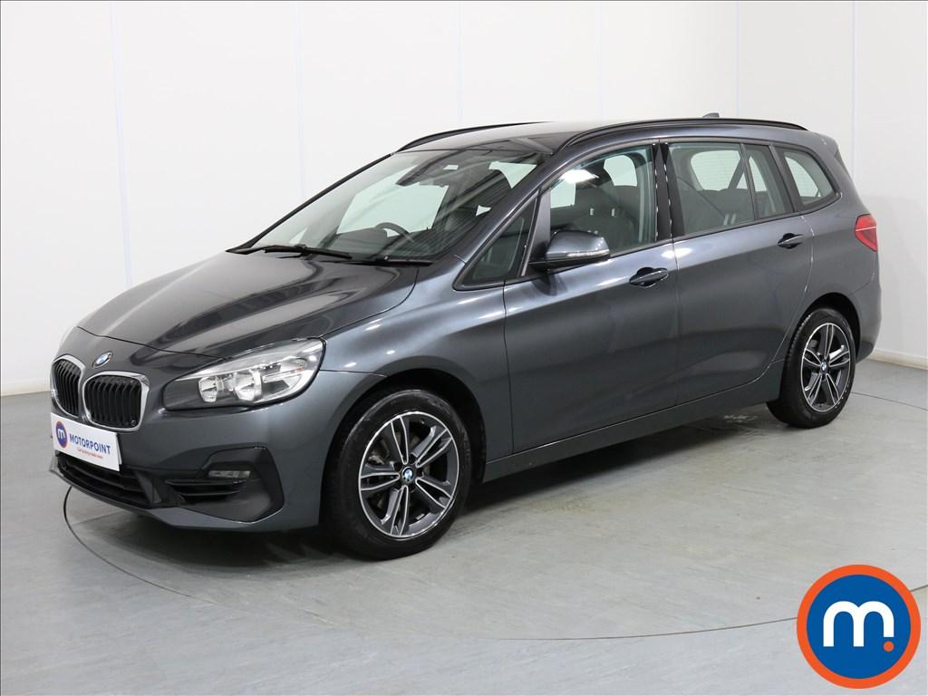 BMW 2 Series Sport - Stock Number 1083767 Passenger side front corner