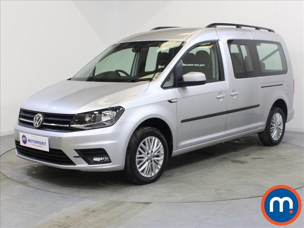 Volkswagen Caddy Maxi Life 2.0 TDI 150 5dr DSG - Stock Number 1077092 Passenger side front corner