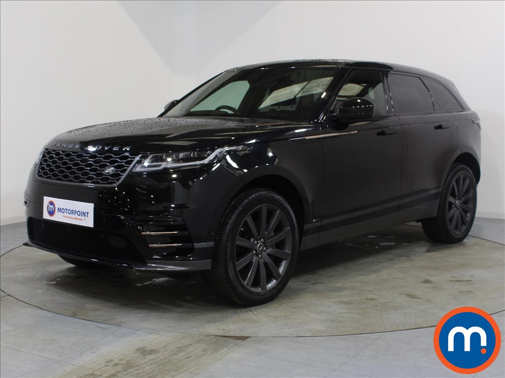Land Rover Range Rover Velar R-Dynamic HSE - Stock Number 1081710 Passenger side front corner