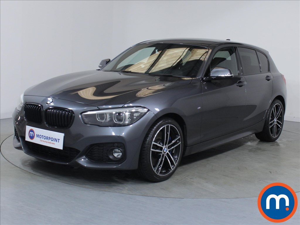 BMW 1 Series M Sport Shadow Edition - Stock Number 1082044 Passenger side front corner
