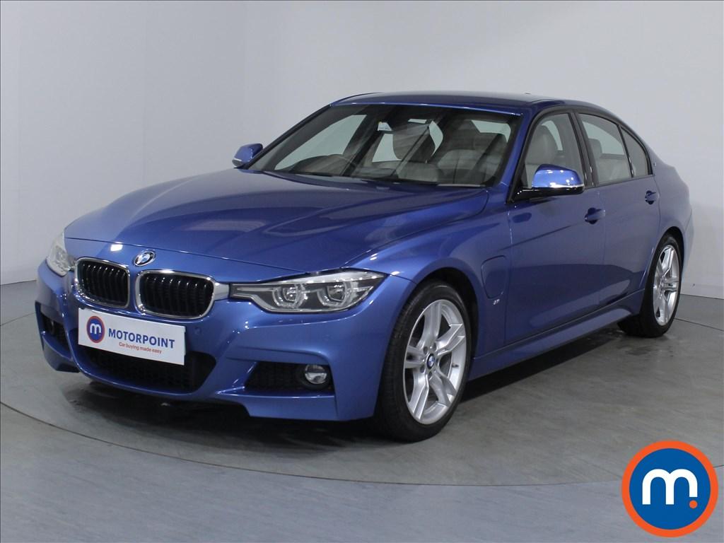 BMW 3 Series M Sport - Stock Number 1082291 Passenger side front corner