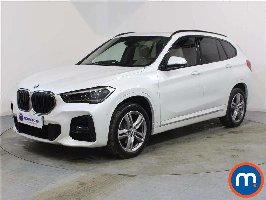 BMW X1 M Sport - Stock Number 1083013 Passenger side front corner
