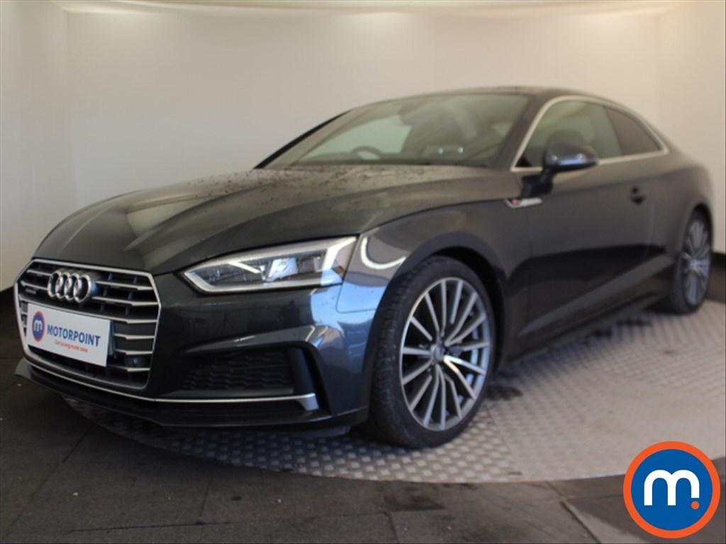 Audi A5 S Line - Stock Number 1078240 Passenger side front corner