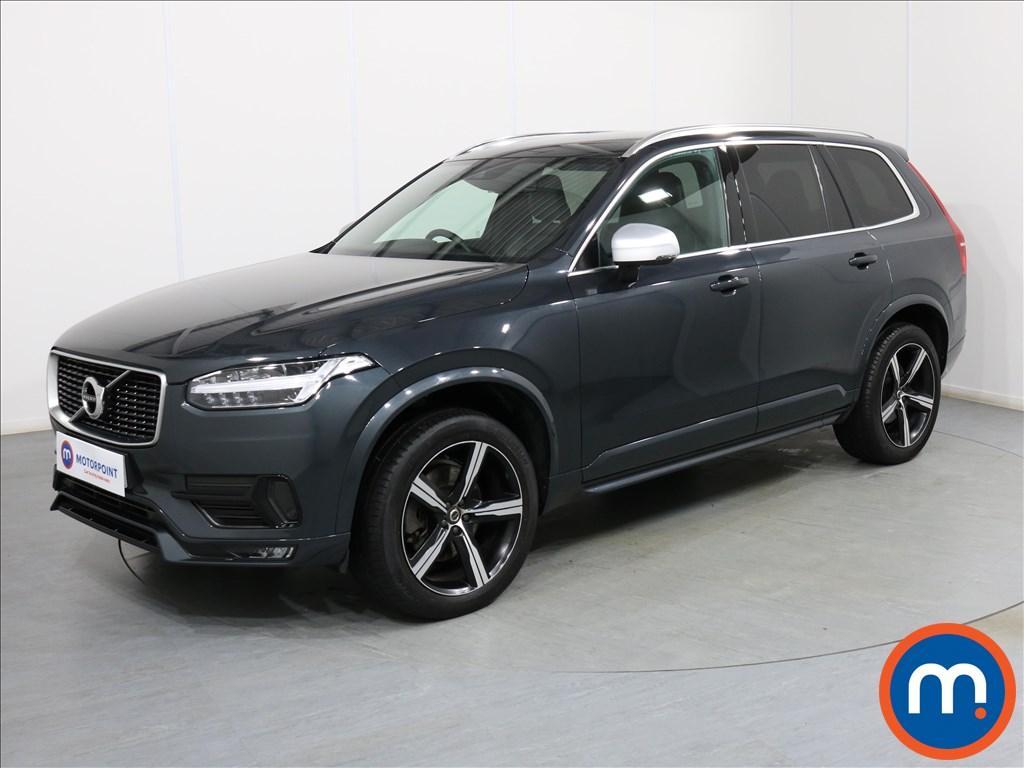 Volvo Xc90 R DESIGN - Stock Number 1082704 Passenger side front corner