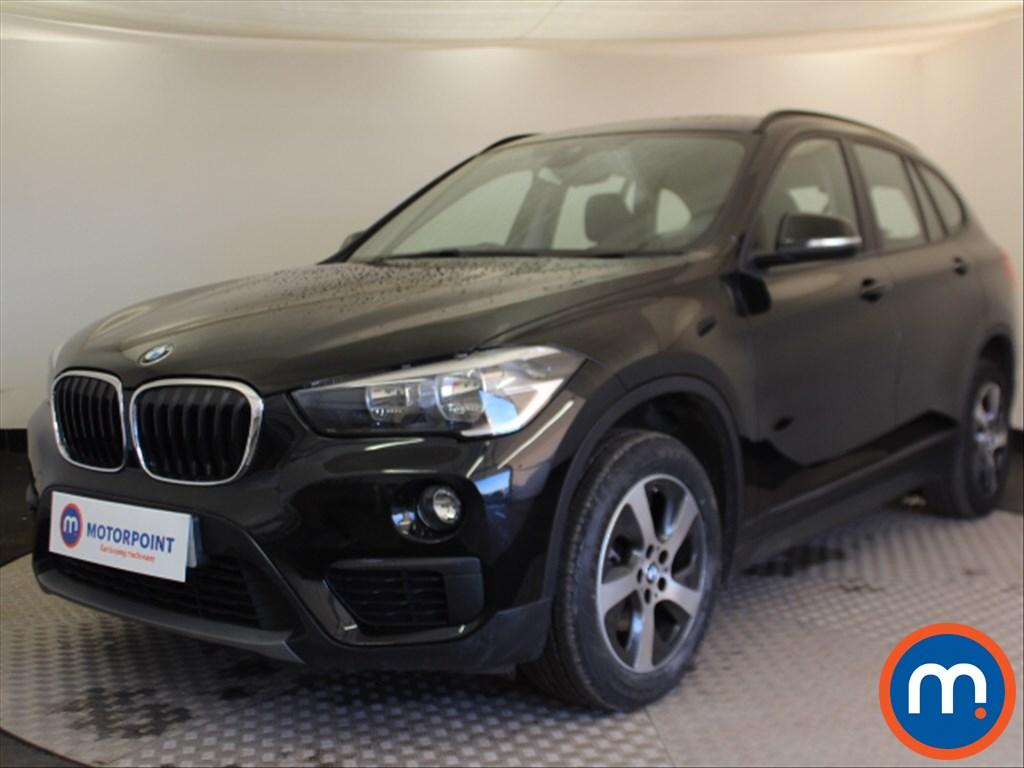 BMW X1 SE - Stock Number 1078079 Passenger side front corner