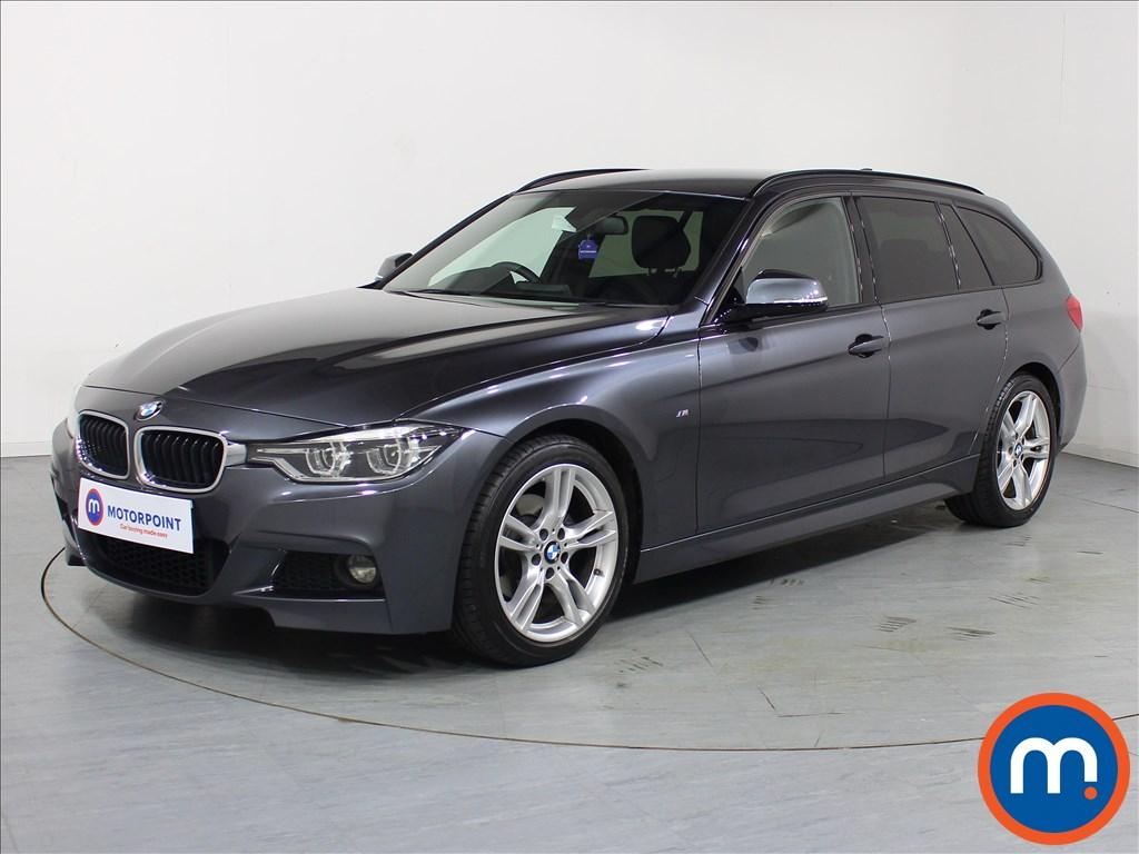 BMW 3 Series M Sport - Stock Number 1073587 Passenger side front corner