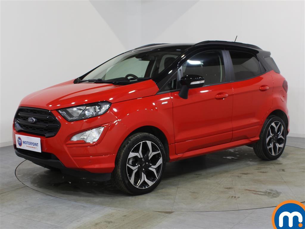Ford Ecosport ST-Line - Stock Number 1078570 Passenger side front corner