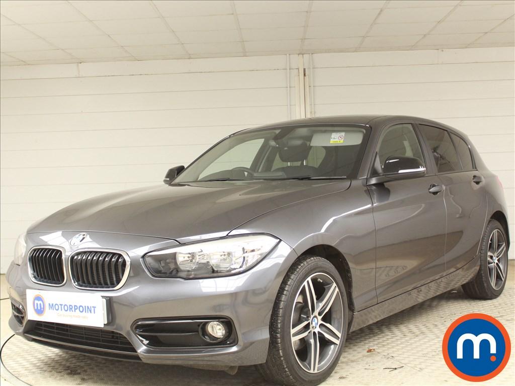 BMW 1 Series Sport - Stock Number 1074539 Passenger side front corner