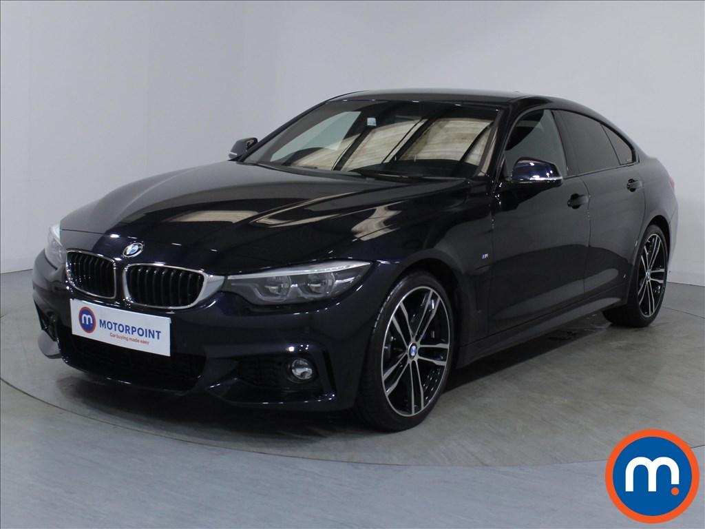 BMW 4 Series M Sport - Stock Number 1081834 Passenger side front corner