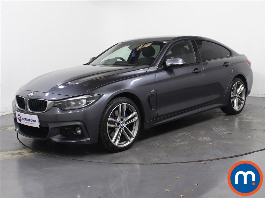 BMW 4 Series M Sport - Stock Number 1079424 Passenger side front corner