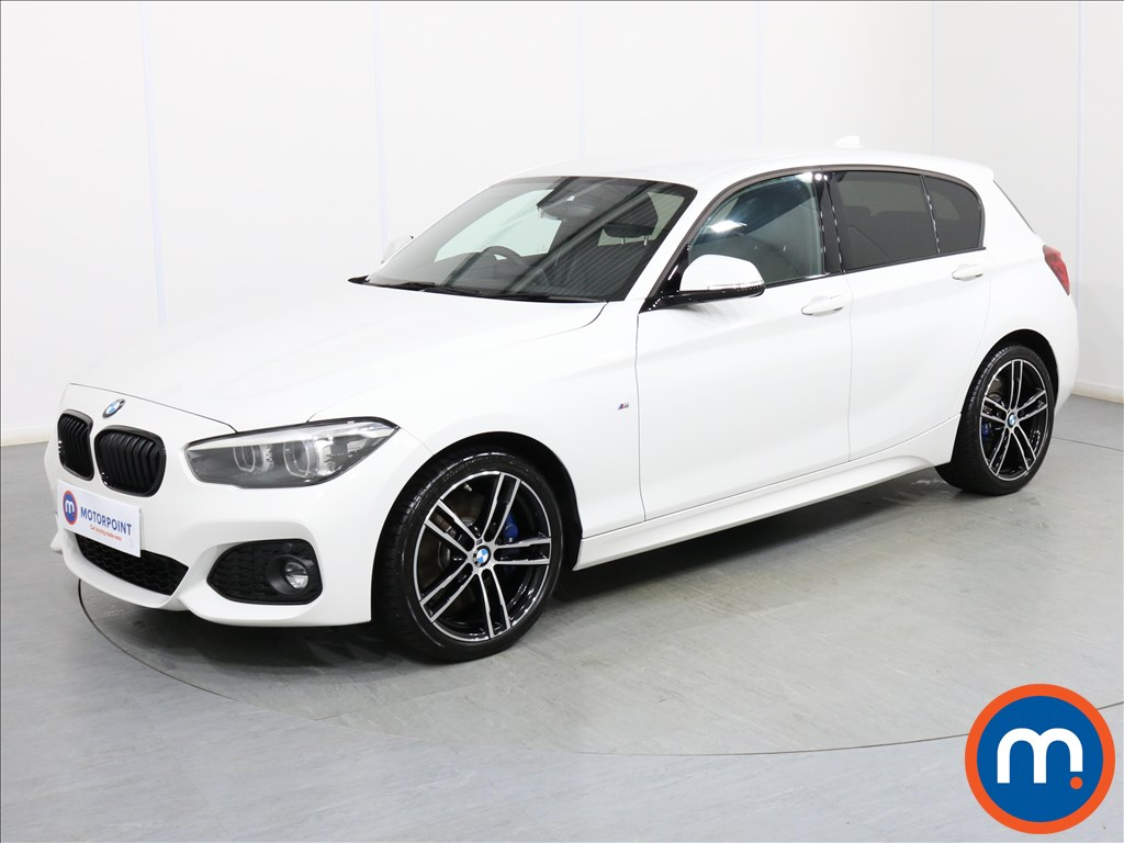 BMW 1 Series M Sport Shadow Edition - Stock Number 1081643 Passenger side front corner