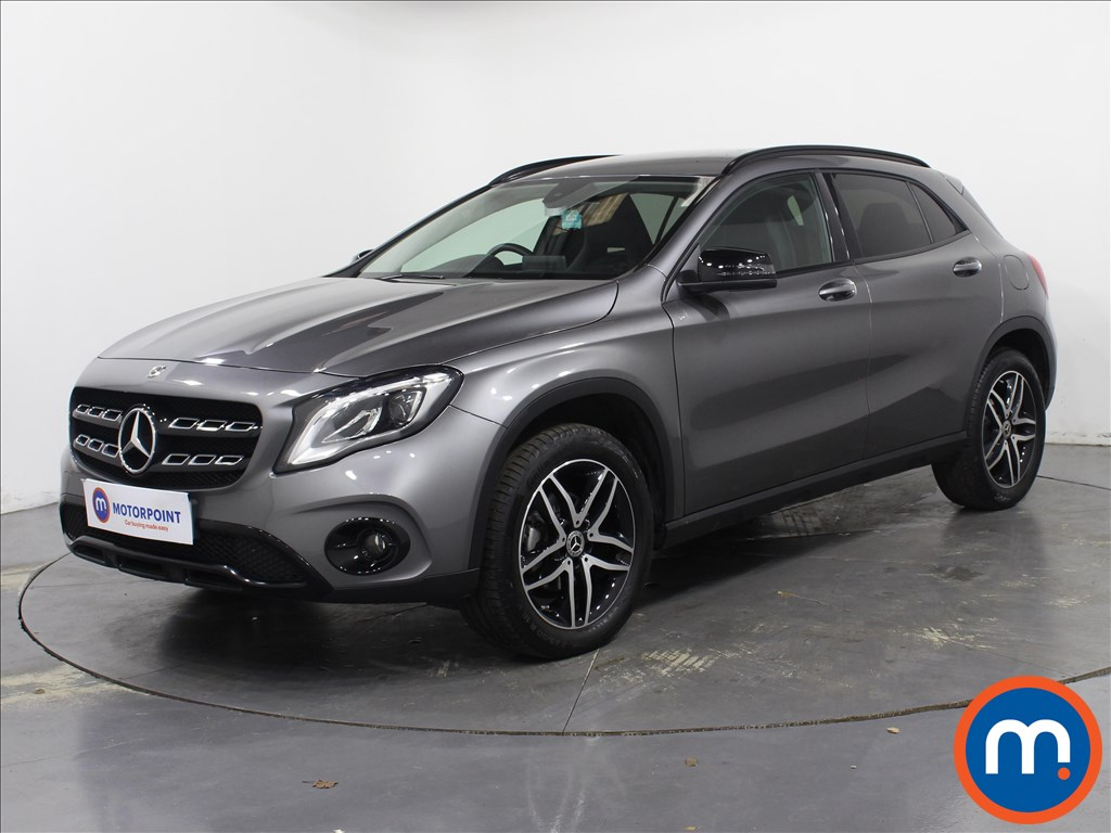 Mercedes-Benz Gla Class Urban Edition - Stock Number 1079275 Passenger side front corner