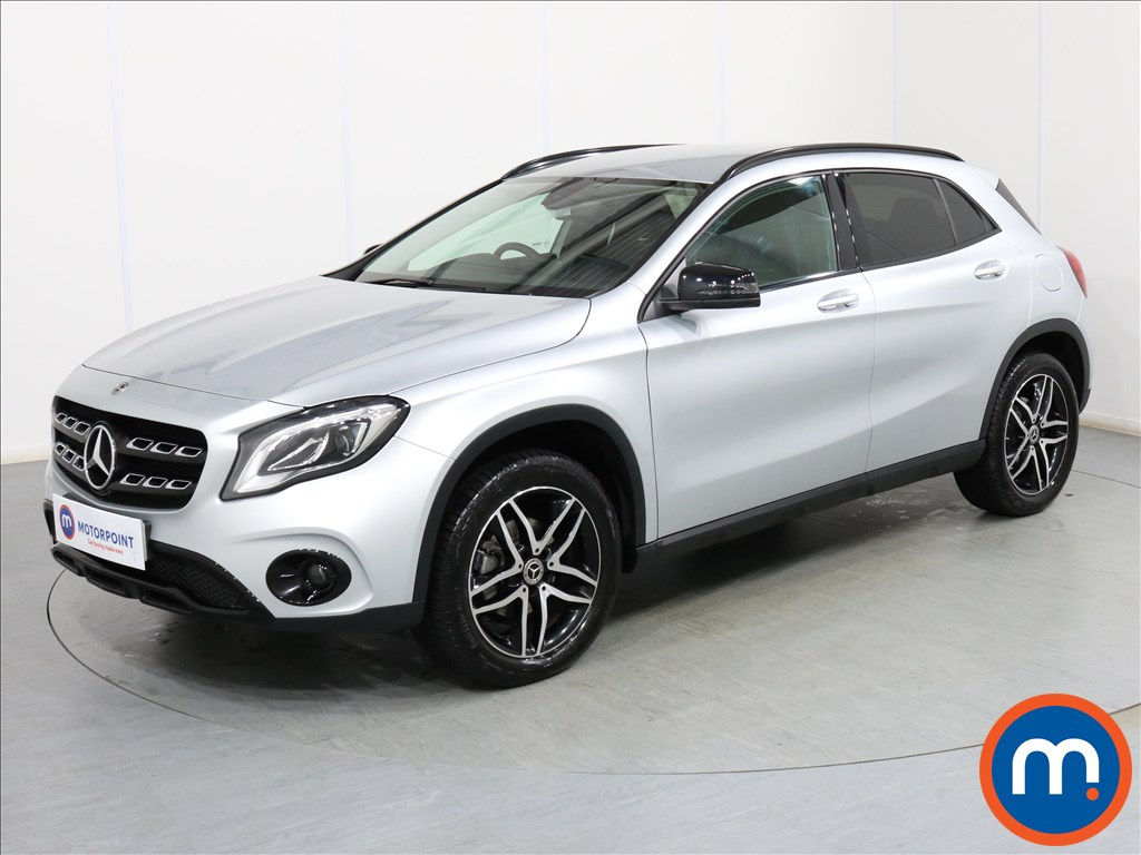 Mercedes-Benz Gla Class Urban Edition - Stock Number 1076204 Passenger side front corner
