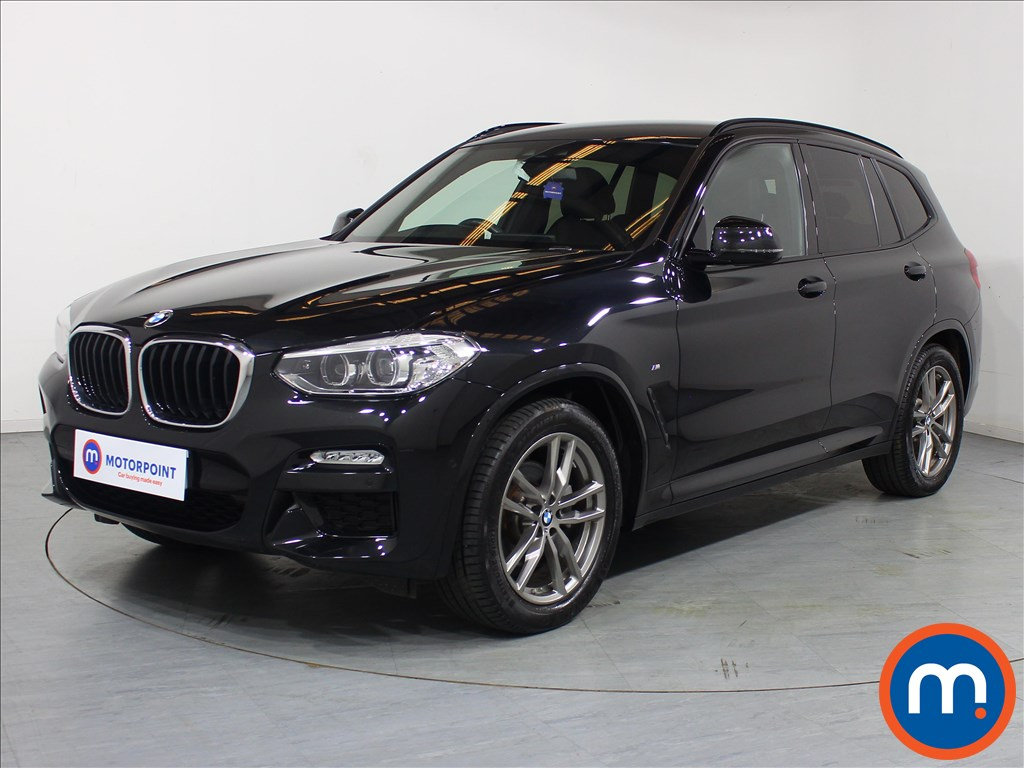 BMW X3 M Sport - Stock Number 1083673 Passenger side front corner