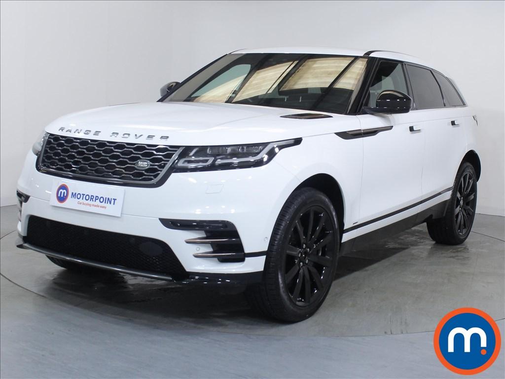 Land Rover Range Rover Velar R-Dynamic HSE - Stock Number 1082295 Passenger side front corner
