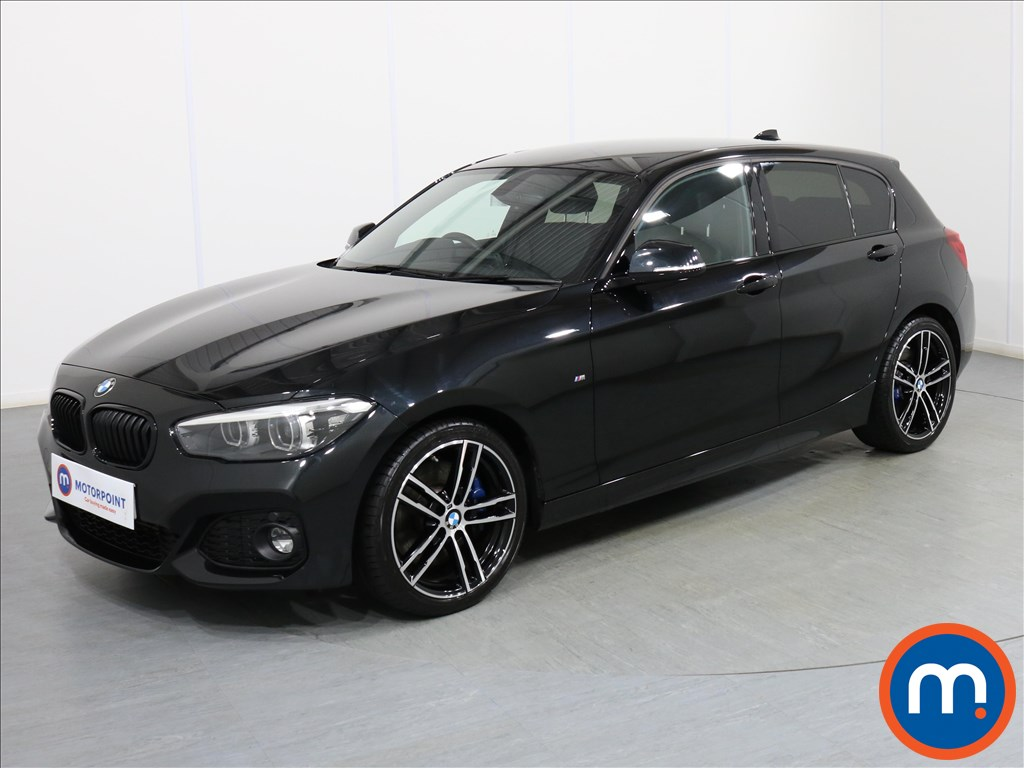 BMW 1 Series M Sport Shadow Edition - Stock Number 1081309 Passenger side front corner