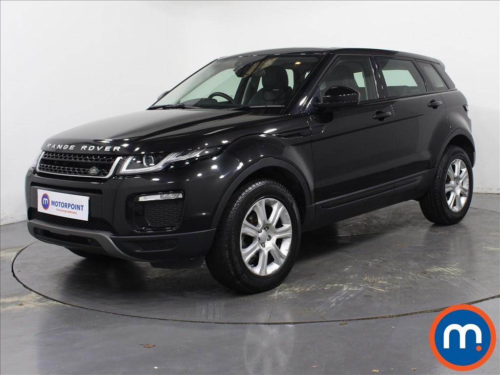 Land Rover Range Rover Evoque SE Tech - Stock Number 1081428 Passenger side front corner